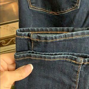 GAP Jeans - Gap 1969 Always Skinny Dark Jeans Sz 27L Like New